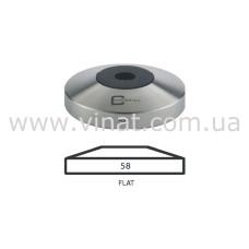 Плоска основа темпера ø 58 мм