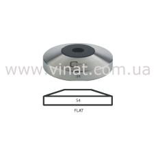 Плоска основа темпера ø 54 мм