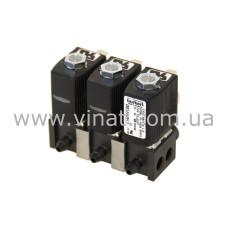 Блок електромагнітних клапанів JURA X9 24V DC 165853